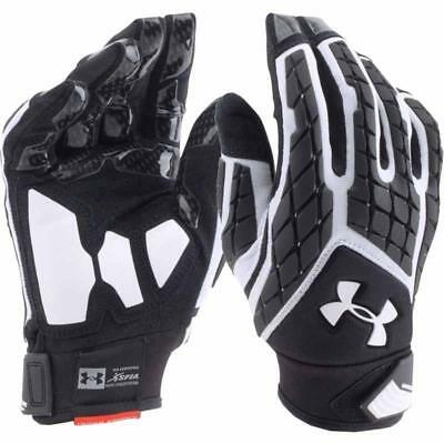 Under Armour Men's UA Combat V Football Lineman Gloves 1271190-100