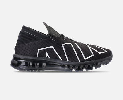 Brand New Nike Air Max Flair Black White Men's Running Shoes Trainers 942236-001