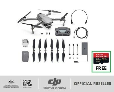 DJI Mavic 2 Pro Drone Hasselblad Camera 20MP 4K | Free 64GB Micro SD | Genuine