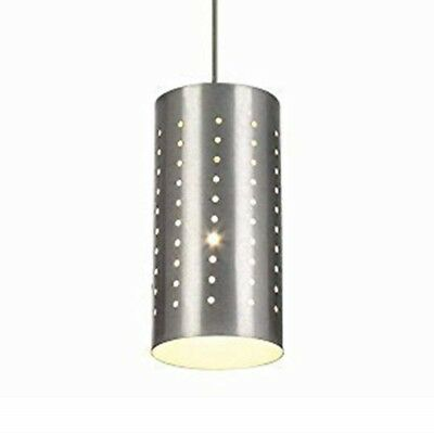 Kitchen Pendant Light Fixture Modern Hanging Mini Ceiling Brushed Nickel Island