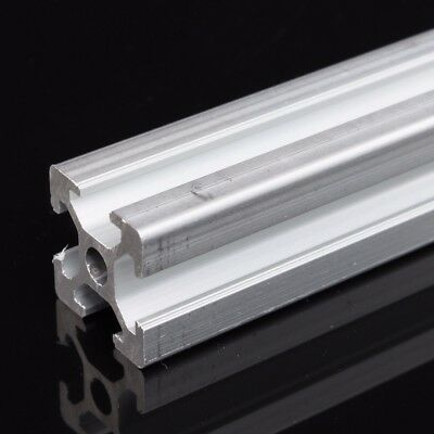 2020 T-Slot Aluminum Profiles Extrusion Frame 500mm Length For 3D Printer CNC