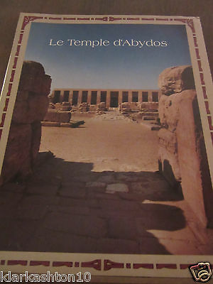 Le Temple d'Abydos/ Simpkins Splendor of Egypt