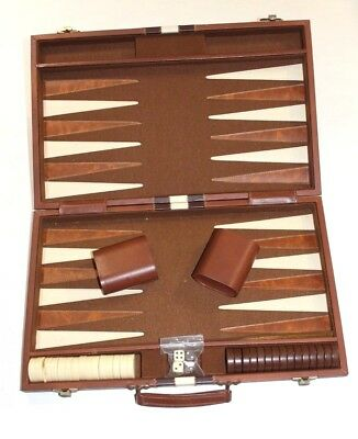 Backgammon Vintage Set