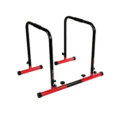 Paralette Bars Parallel Bars Dip Bars Heavy Duty Fitness Chin Up Push Dipping