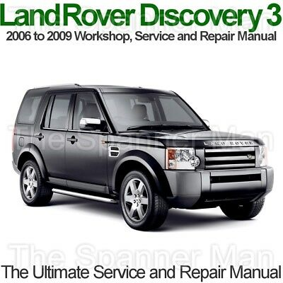 land rover discovery 3 2006 to 2009 workshop service and repair rh picclick fr land rover discovery 3 parts list manual land rover discovery 3 parts manual
