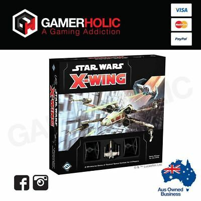 Star Wars X-Wing Miniatures Game Core Set 2nd Edition Brand New