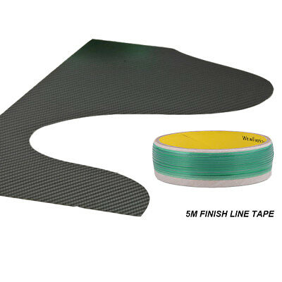 5-50M Finish Line Knifeless Vinyl Wrapping Graphic Cutting Tape for Stripe