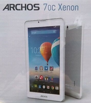 Archos 70C Xenon Tablet 3G/H+ 7 Zoll Touchsceen Android 5.1 Dual-SIM OHNE Lock