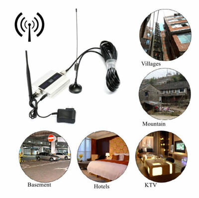 GSM 900MHz LCD Mobile 2G/3G/4G Cell Phone Signal Booster Amplifier