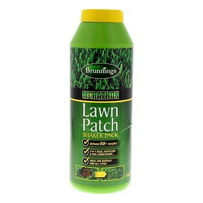 Lawn Patch Shaker Pack Marathon 250g 3 In 1 Seed Fertiliser Soil Conditioner