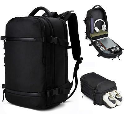 Laptop Backpack Waterproof Travel Bag Multipurpose for Women and Men - 17inch
