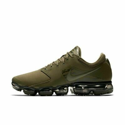 SALE Nike Air VaporMax CS Medium Olive AQ8627-201 Camo Tiger