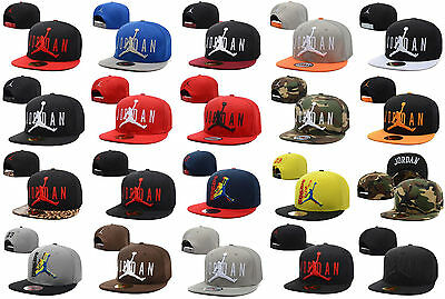 63b170a51d4 New Hip-Hop adjustable bboy Baseball Cap JORDAN Cool Fashion Snapback Hats