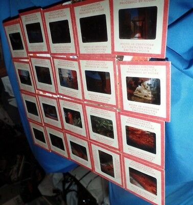 Vintage 35mm Photo Slide Lot Estate Find Egyptian Desert Camels Pyramids + , L60