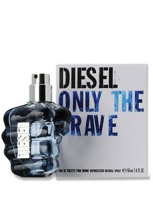 EDT Diesel Only the Brave 50 ml neuf