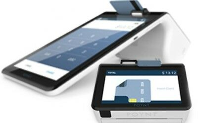 New Poynt Smart POS All In One Terminal - FREE Placement & 0.20% Discount Rate!!