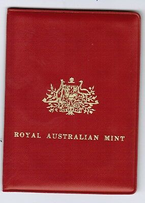 Royal Australian Mint  Set 1981 Unc