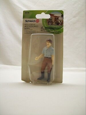 Schleich World of Nature Accessories Riding Instructor 42136