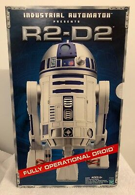 Star Wars  (Hasbro)  Industrial Automation R2-D2 Droid