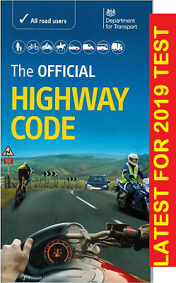 Brand New Dvsa Official Highway Code 2019 Free 2Nd Class Postage L Dvla  Hw