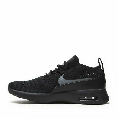 Details about NIKE W Nike Air Max Thea Ultra Fk 881175 004 BLACKDARK GREY Womens Size 7