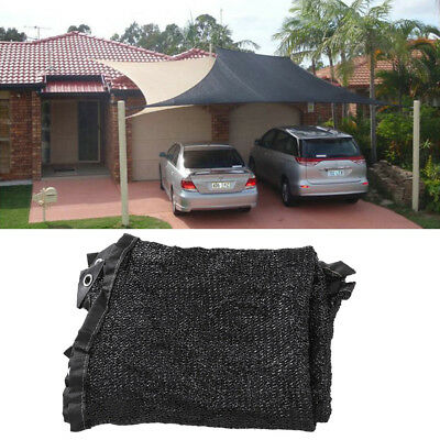Encryption 6 Pin Sunshade Net Outdoor Sunscreen Sunblock UV Protection Cover New