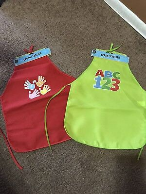 Apron / Tablier Toddlers 2 Pack