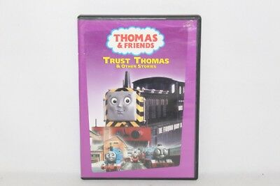 Thomas And Friends Trust Thomas & Other Stories DVD