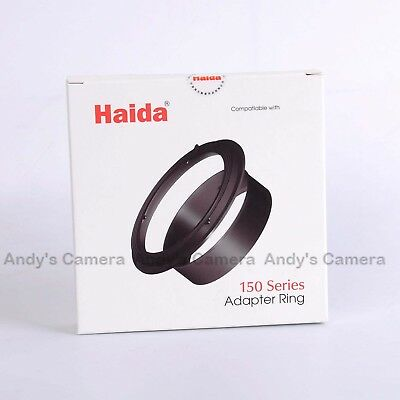 Haida 150 Series Filter Holder Adapter Ring for Sigma 12-24mm 4 DG HSM Art Lens