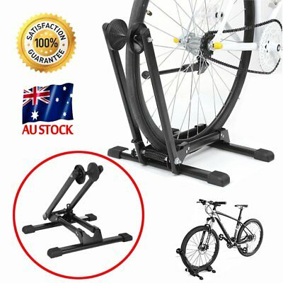 Best Bike Floor Parking Rack Storage Stand Bicycle SA
