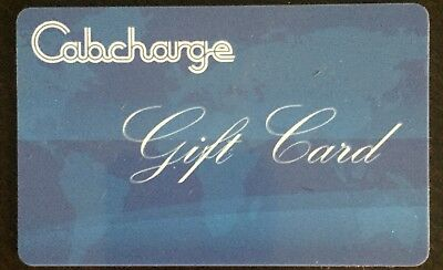 NEW Cabcharge $100 Dollar Gift Card For $90 Dollars.