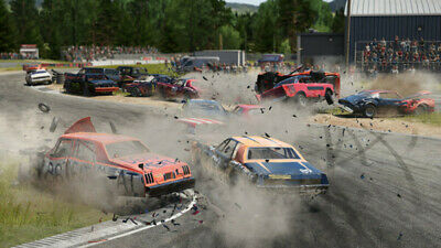 Wreckfest - offizieller Steam Download Key Code [PC] DE EU
