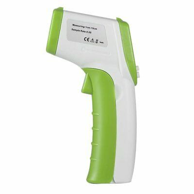 Non-Contact Body Infrared Digital Thermometer Instant Reading LCD DisplayQC