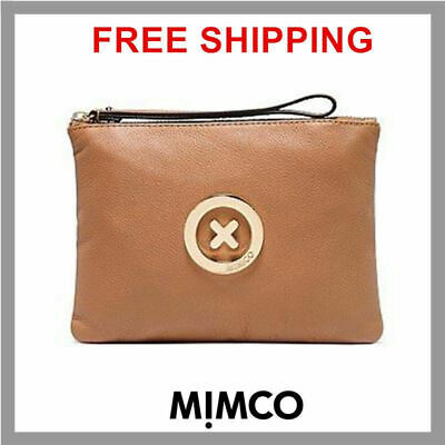 Mimco Supernatural Medium Honey Pouch BNWT's And Dust Bag RRP:$99.95 DF
