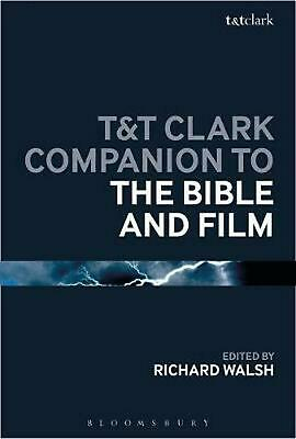 T&T Clark Companion to the Bible and Film Hardcover Book Free Shipping!