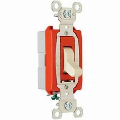 Pass & Seymour PS20AC1-I Industrial Extra Heavy Duty Spec Grade Toggle Switch