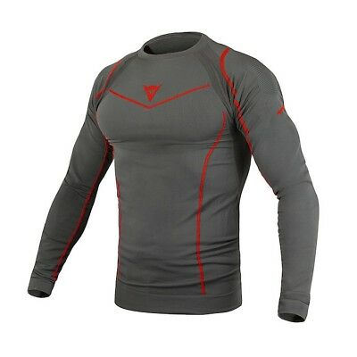 Dainese Dynamic-Cool Tech Shirt Unterwäsche Anthracite S