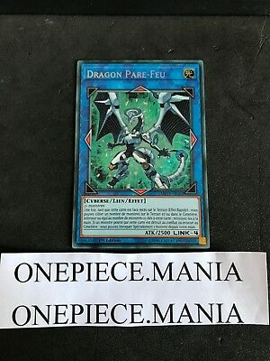 Yu-Gi-Oh! Dragon Pare-Feu MP18-fr062 SECRETE