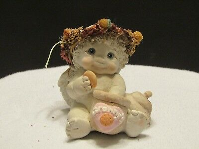 Granny's Cookies 1994 Cast Art DC 228 Dreamsicle SIGNED Kristin '95 *