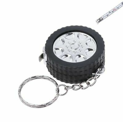 Car Tyre Keychain Keyring Motorcycle Rider Stylish Assistant