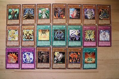 Light of Destruction (LODT) Silver Title Rare Yugioh Cards 1st Edition Unlimited