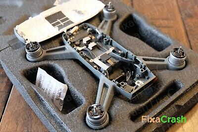Genuine NEW DJI Spark Shell Body with ESCs, Motors, and Antenna - Middle Frame