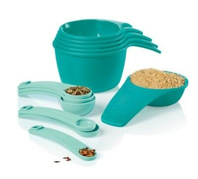 Tupperware Measuring Cups and Spoons Set BPA FREE  Free US Shipping