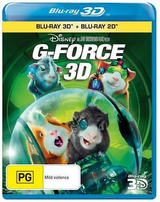 G-Force [3D + 2D Blu-ray]