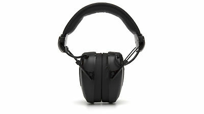 Venture Gear Electronic Ear Muffs Shooting Protection Noise Cancelling Head Gear