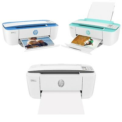 NEW HP DeskJet 3755 Wireless All-In-One Instant Ink Printer with Mobile Printing
