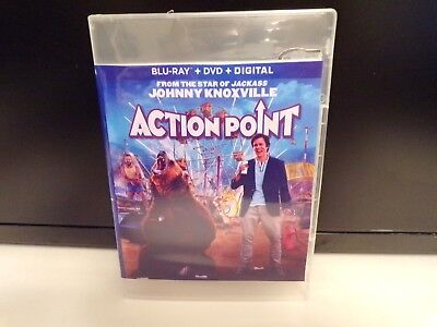 "Action Point (DVD  2018)  ""84 minutes"" ""Read Details Below"""
