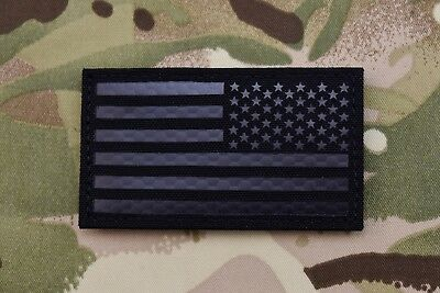 Infrared Blackout SWAT Patch Police SWAT IR Ghost Patch