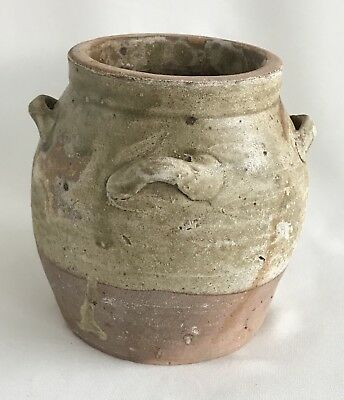Chinese Tang Dynasty Guangdong Celadon Jar 7th Century