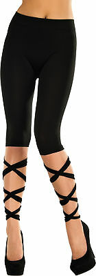 Lace Down Costume Leggings Adult One Size Fits Most